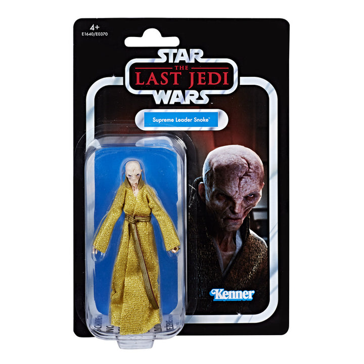 The Vintage Collection Supreme Leader Snoke The Last Jedi Wave 1