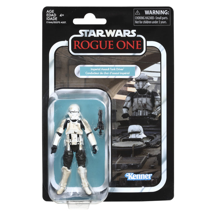 The Vintage Collection Combat Tank Driver Rogue One Wave 2