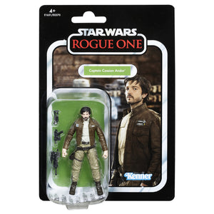 The Vintage Collection Cassian Andor Rogue One Wave 3