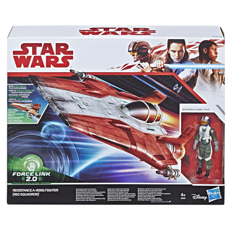 Solo: A Star Wars Story A-Wing Exclusive Force Link 2.0