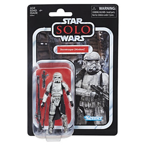 The Vintage Collection Mimban Stormtrooper (Solo) Exclusive