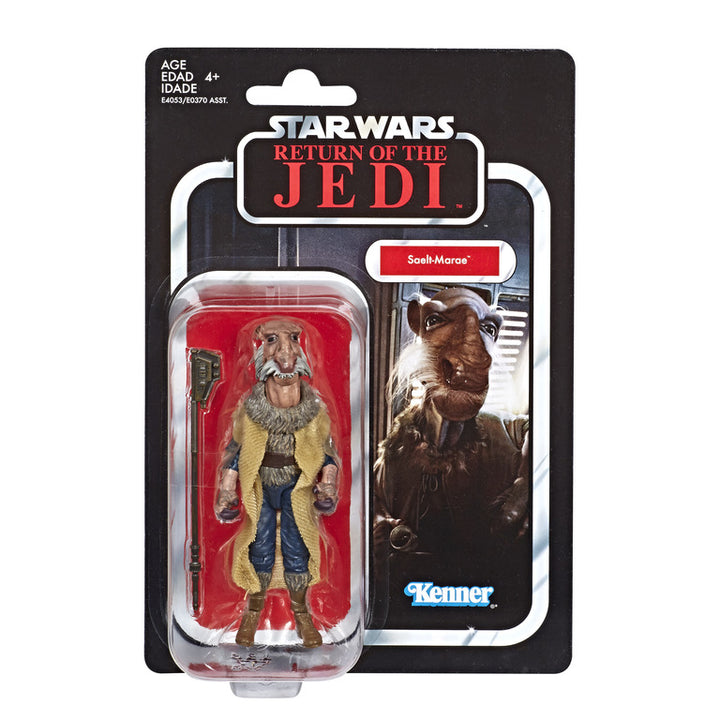 The Vintage Collection Saelt-Marae (Yak Face) Return of the Jedi Wave 4