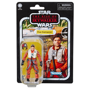 Star Wars The Vintage Collection Poe Dameron