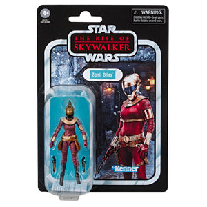Star Wars The Vintage Collection Zorii Bliss