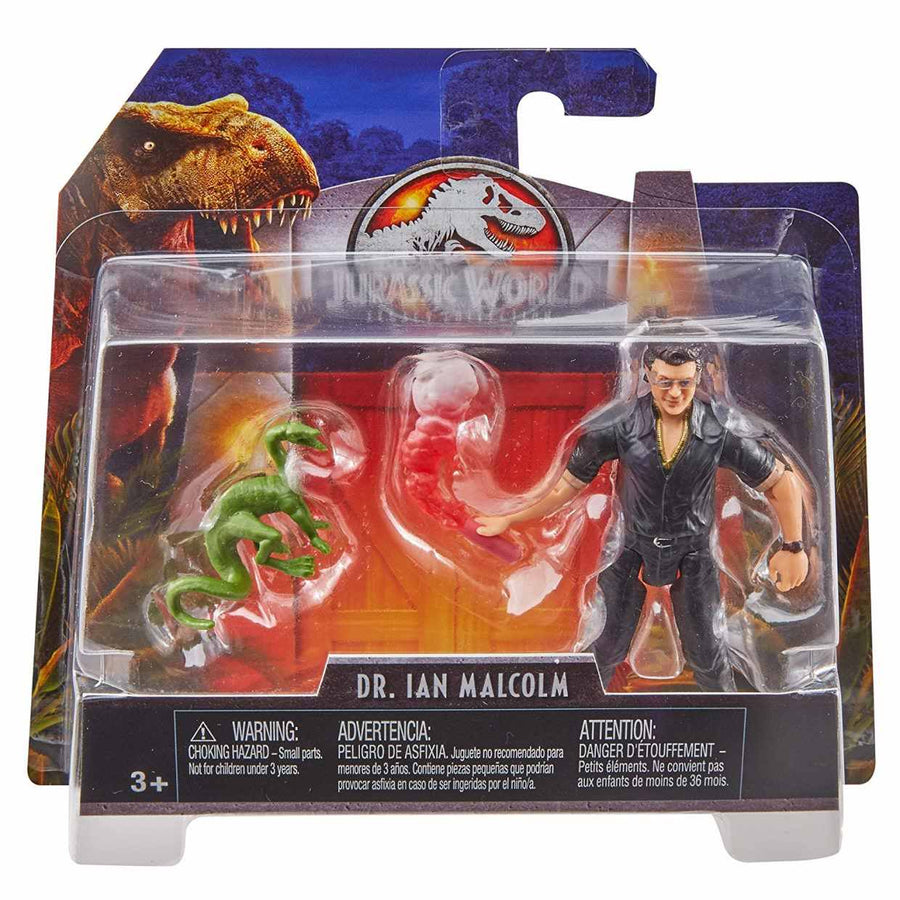 Jurassic World Legacy Collection Dr. Ian Maclom Action Figure