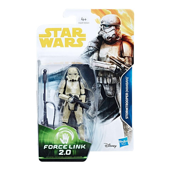 Solo: A Star Wars Story Stromtrooper (Mimban) Figure 3.75 Force Link 2.0 Wave 1