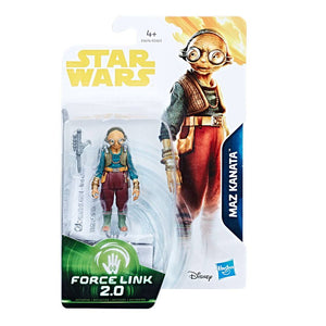Solo: A Star Wars Story Maz Kanata Figure 3.75 Force Link 2.0 Wave 1