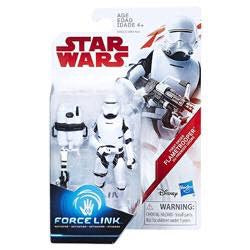 Star Wars: The Last Jedi Figure 3.75 Teal Wave 2 First Order Flame Trooper Preorder For May 2018