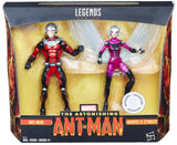 PRE-ORDER Marvel Legends Ant-Man and Stinger 6-Inch Action Figures 2-Pack - Toys R Us Exclusive