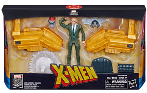 Marvel Legends 6 Inch Action Figure Professor X with Hover Chair