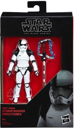Star Wars Black Series 3.75″ StormTrooper Executioner Wave 3