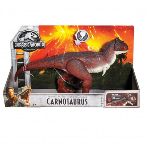 PRE-ORDER Jurassic World Fallen Kingdom Action Attack Carnotaurus