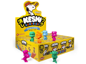 Peanuts Keshi Surprise Peanuts Baseball Box of 24 SDCC 2019 Exclusive Figures