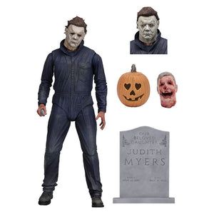 Halloween Action Figure Ultimate Michael Myers