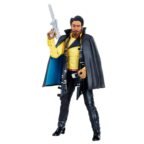 Star Wars: The Black Series Lando Calrissian
