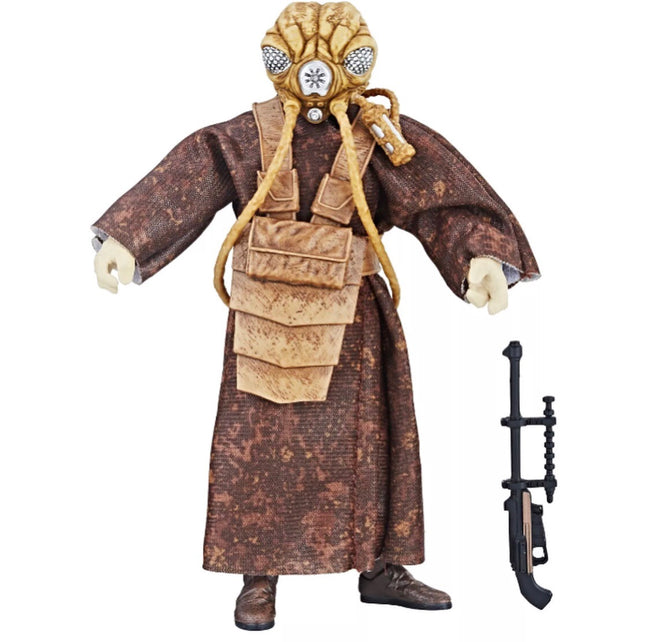 PRESOLDOUT Star Wars: The Black Series Zuckuss Exclusive