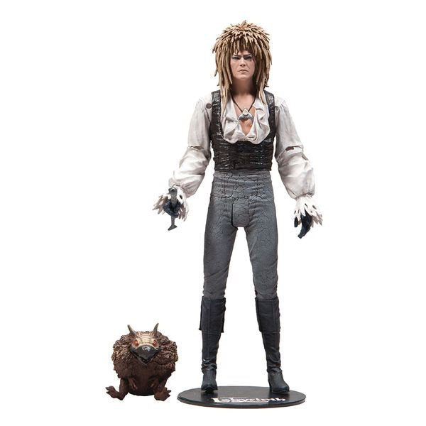 Labyrinth Dance Magic Jareth 7 Inch Scale