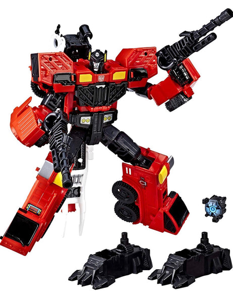 PRE-ORDER Transformers Generations Power of the Primes Voyager Wave 3 Inferno