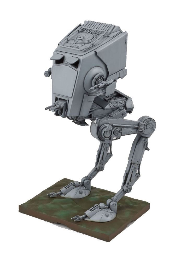 Bandai Star Wars Plastic Model Kit 1/48 AT-ST