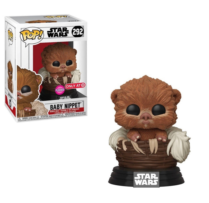 STAR WARS BABY NIPPET POP! VINYL FIGURE (Target Exclusive)
