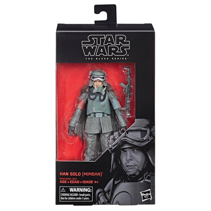 Star Wars: The Black Series Han Solo Mud Trooper (Mimban)