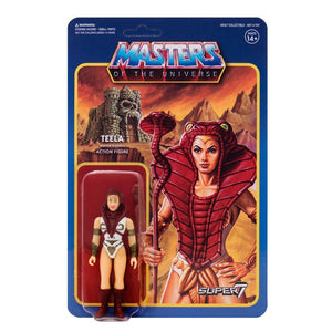 Masters of the Universe ReAction Action Figures 10 cm Wave 3 Teela