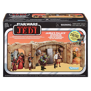 (PRE SOLD OUT) Star Wars The Vintage Collection Playset Jabba's Palace