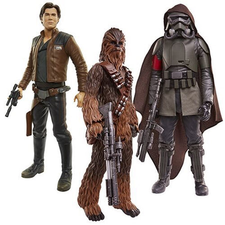 Solo: A Star Wars Story Mission On Vandor Figure Box Set 3.75 Force Link 2.0