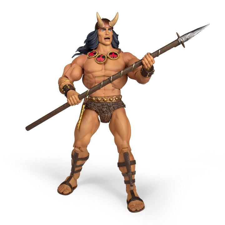 Conan the Barbarian Deluxe Action Figure Conan (Comic Book)