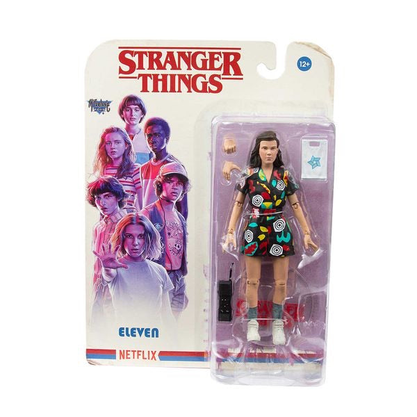 Stranger Things Action Figure Eleven Wave 3