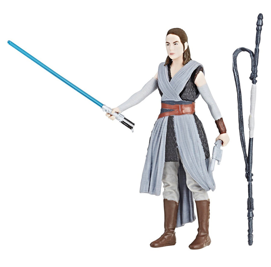 Solo: A Star Wars Story Rey Jedi Training Figure 3.75 Force Link 2.0 Wave 3