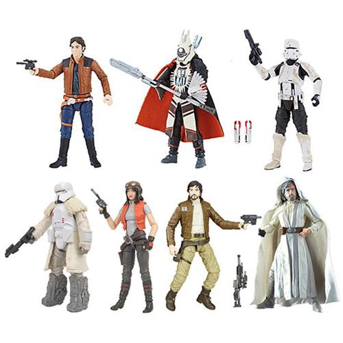 Star Wars S2 Vintage Collection Wave 3 Case Pack of 8 3.75 Action Figure
