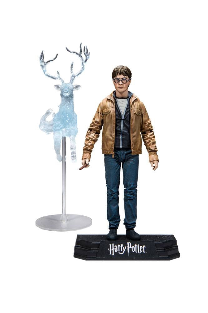 Harry Potter and the Deathly Hallows - Part 2 Action Figure Harry Potter