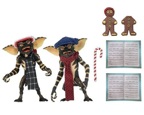 GREMLINS CHRISTMAS CAROL 2-PACK SET 1