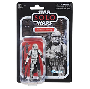 The Vintage Collection Mimban Stormtrooper (Solo) Exclusive NON MINT
