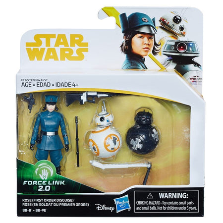 Star Wars The Last Jedi Force Link  Figure 5-Pack TRU Exclusive