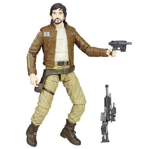 PRE-ORDER The Vintage Collection Cassian Andor Rogue One Wave 3