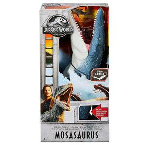 Jurassic World Fallen Kingdom Genuine Mosasaurus Dinosaur Skin