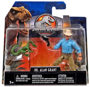 Jurassic World Legacy Collection Dr. Alan Grant Action Figure