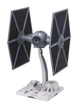 Bandai Star Wars Plastic Model Kit 1/72 TIE Fighter