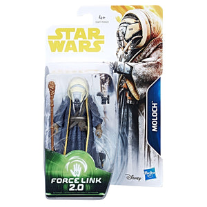 Solo: A Star Wars Story Moloch Figure 3.75 Force Link 2.0 Wave 2