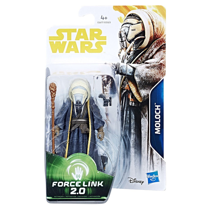 PRE-ORDER Solo: A Star Wars Story Moloch Figure 3.75 Force Link 2.0 Wave 2