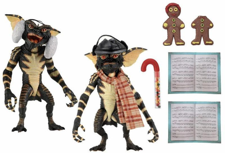 GREMLINS CHRISTMAS CAROL 2-PACK SET 2