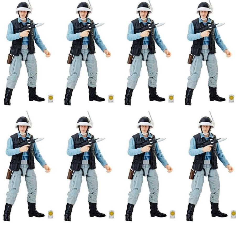 Star Wars: The Black Series Rebel Fleet Trooper Pack of 8