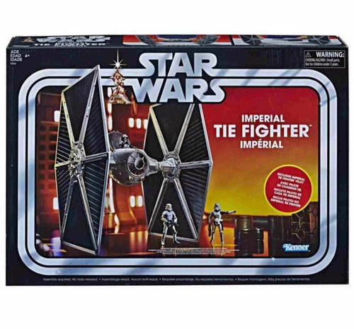 PRE-ORDER The Vintage Collection Tie Fighter Walmart Exclusive