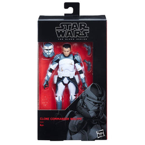 Star Wars: The Black Series Commander Wolffe