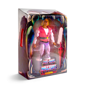 PRE-ORDER He-Man and the Masters of the Universe Action Figure Laughing Prince Adam SDCC 2018 Exclusive