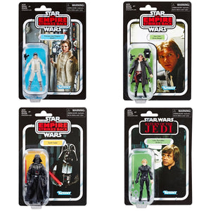 The Vintage Collection Wave 5 Set of 4