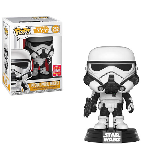 Star Wars Solo: Imperial Patrol Trooper Summer Convention Exclusive