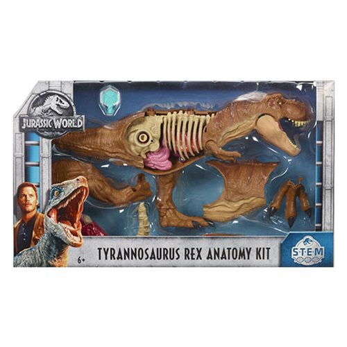 PRE-ORDER Jurassic World: Fallen Kingdom STEM Anatomy Kit